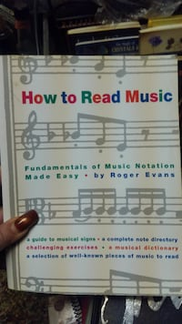 How To read Music book