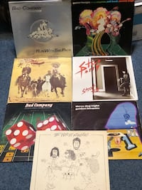3. Assorted Albums $15 each
