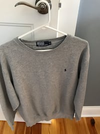gray Polo by Ralph Lauren sweater