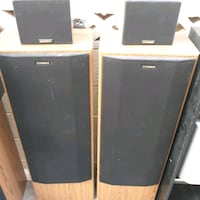 Fisher house speakers