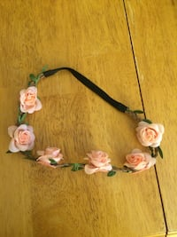 Flower headband Savannah
