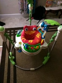 baby's multicolored jumperoo Alexandria, 22305