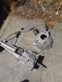 Chevy 5-speed Clearfield, 84015