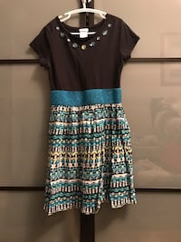 Size 6 kids dress Toronto, M3A 3J7