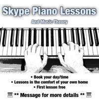 Piano lessons New Haven