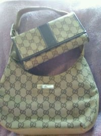 gray and green Gucci backpack Akron, 44306