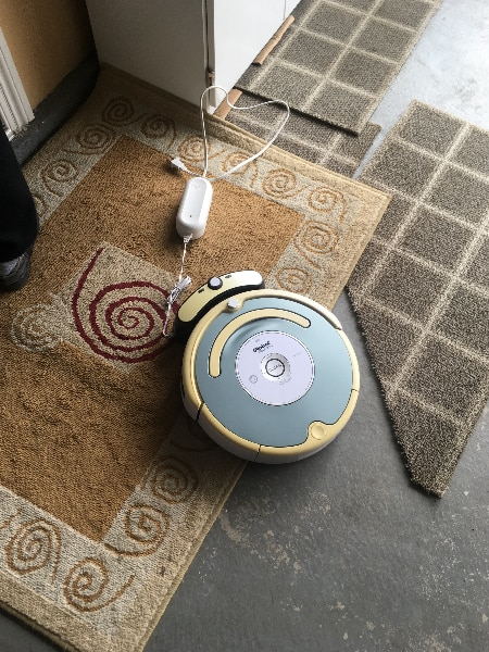 brown and gray roomba for sale  Richmond