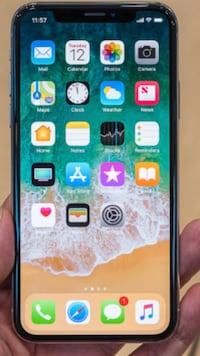 Iphone x , CASHAPP only , SHIPPING ONLY. Dont need it anymore  Springfield, 22150