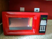 red and black microwave oven Lake Ridge, 22192