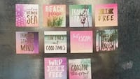 Set of good vibes magnets Colorado Springs, 80915
