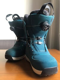 Used Once- Snowboard Boots Vaughan