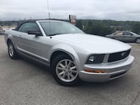 2008 Ford Mustang Hoover