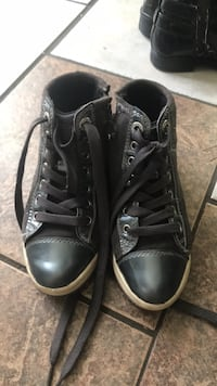 size 12 1/2 Geox for kids still good condition  New Westminster, V3M 3H6