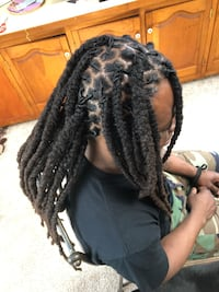 Hair styling Suitland