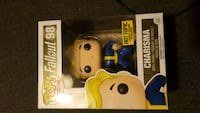 Fallout pop figure, Charisma Kitchener, N2A