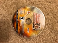 Dynasty warriors 6 PlayStation 3 game Arlington, 22202