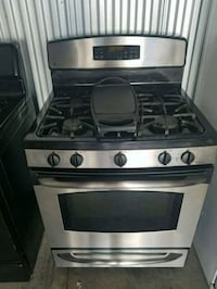 stainless steel gas range oven Temple Hills, 20748