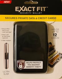 Exact Fit Security Wallet Gilbert, 85234