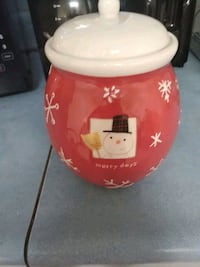 Holiday cookie jar Canton, 44707