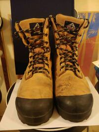 Workload Charger work boots, steel toed CSA North York, M2N