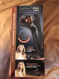 Half & half curling and straightening wand BRAND NEW London, N6G 3A6