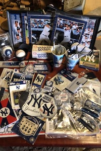 New York Yankees Collectibles Memorabilia Stocking Stuffers New Hampton, 10958
