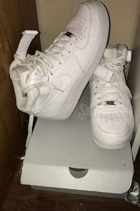 Size 10.5 Air Force 1's