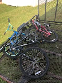 Bikes for scrap or parts  Taylors, 29687