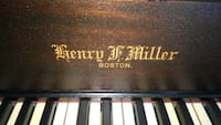 Henry F Miller Grand Piano New Bedford, 02746