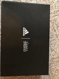 Adidas Ultra Boost Game of Thrones Night's Watch 11.5 Brand New