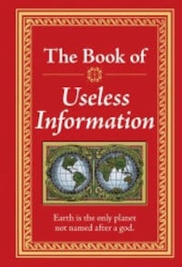 The Book of Useless Information  27 km