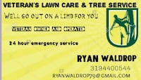 Tree Service and lawn Care  Phenix City