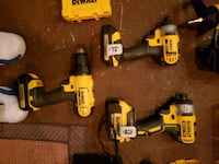 De Walt Drill and hammer drill and impact drill