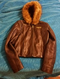 Baby Phat Woman's Jacket Size Small Munster, 46321