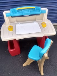 Kids PlaySchool Desk and Chair