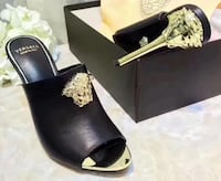 Versace woman shoes  Toronto, M9C 1G6