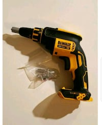 New dewalt 20v drywall  screwgun Woodbridge, 22193