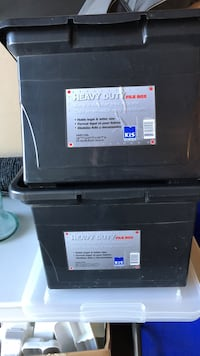 Heavy Duty File Box (Holds Legal & Letter size) Calgary, T3H