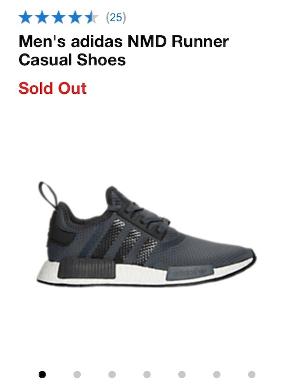 premium selection 2a2a8 70beb Men's adidas nmd runner casual shoes