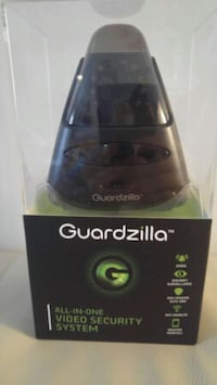 Guardzilla all-in-one indoor video security camera Toronto, M2J 3J8