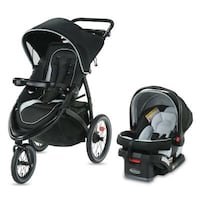 Graco Fast Action LX Jogger Travel System Columbia, 29229