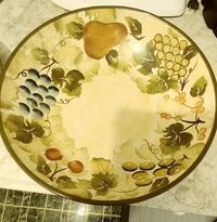 2 PC PASTA PLATTER/FRUIT BOWL M3C 1C2