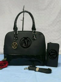 Tote bag in pelle Michael Kors nera 7424 km