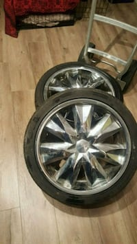 Panther Rims for sale Vancouver, V5R 4P2