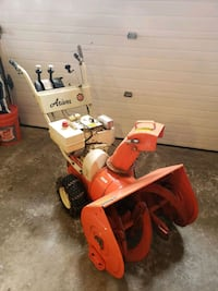 Ariens snowblower (currently not for sale) Dunlap, 61525