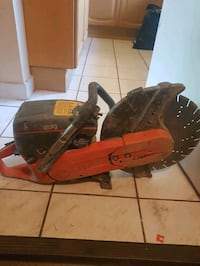 Huskavarna 750 concrete saw