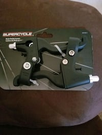 Supercycle Resin Brake Levers (Brand New)