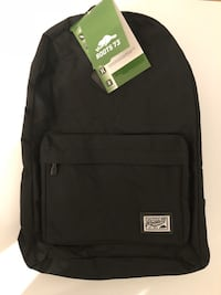 Brand new with tags ROOTS Black backpack Toronto, M2J 1Z1