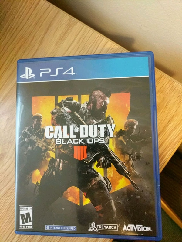 Black Ops 4 used f2a1307d-3a42-4905-bd85-87dbe5a8188e