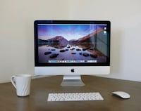 silver iMac with Apple Magic Keyboard and Magic Mouse Bronx, 10458